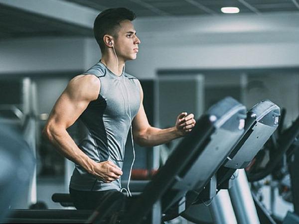 tập gym có tăng cân không